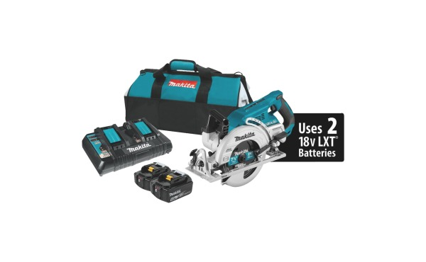 Makita 18 Volt LXT X2 Cordless Circular Saw Kit