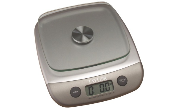 Taylor 8-Lb. Capacity Digital Food Scale