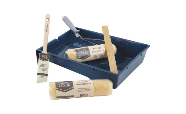 6-Pc. Best Look Roller & Tray Set